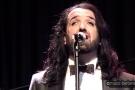 Azal Belkadi en première partie, concert de Nouara