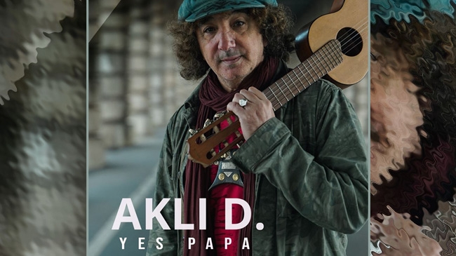 Akli D - Yes papa - nouvel album 2020