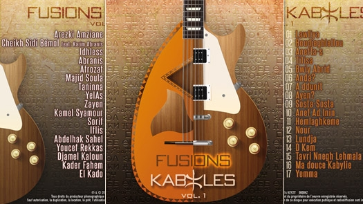 Fusions Kabyles - Compilation de Musique Kabyle actuelle