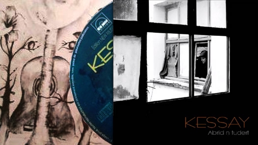 Kessay  : Abrid n tudert  - Nouvel album 2014