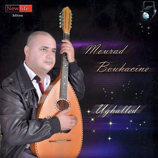 Mourad BOUHACINE - Nouvel album uɣaled