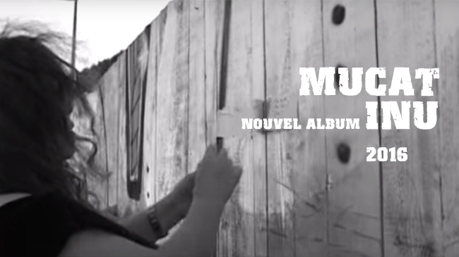 Mucat - Inu - nouvel album 2016