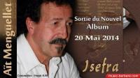 Aït Menguellet : Isefra - Nouvel album 2014