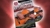 Apprendre la guitare - vol 2 de Hocine Ouaguenini vient de sortir