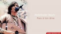 Le chanteur kabyle Abdelkader Bouhi n'est plus !