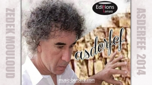 Zedek Mouloud : Asderfef - Nouvel album 2014